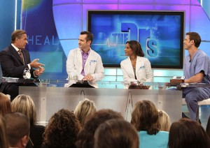 Tria® Skin Perfecting Blue Light featured on The Doctors